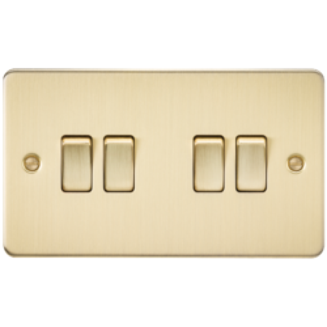 Bb0014pf switches and sockets modern lighting solutions - Modern switches and sockets ...