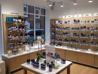 Neals Yard - Hereford