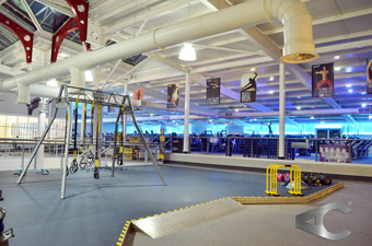 New Fitness Centre 2