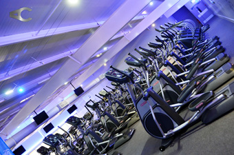 New Fitness Centre 1