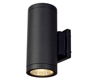 Black and Anthracite Wall Lights