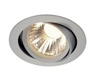 Silver Grey Downlights
