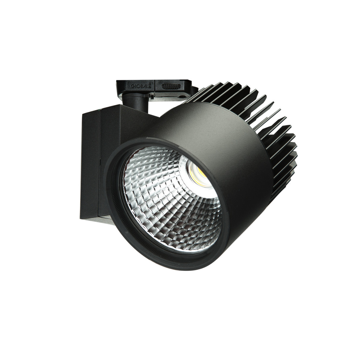 huge selection of 756cb 1d8ce Concentra Dali Multi Circuit LED Track Spot Black up to 4500lm output  available