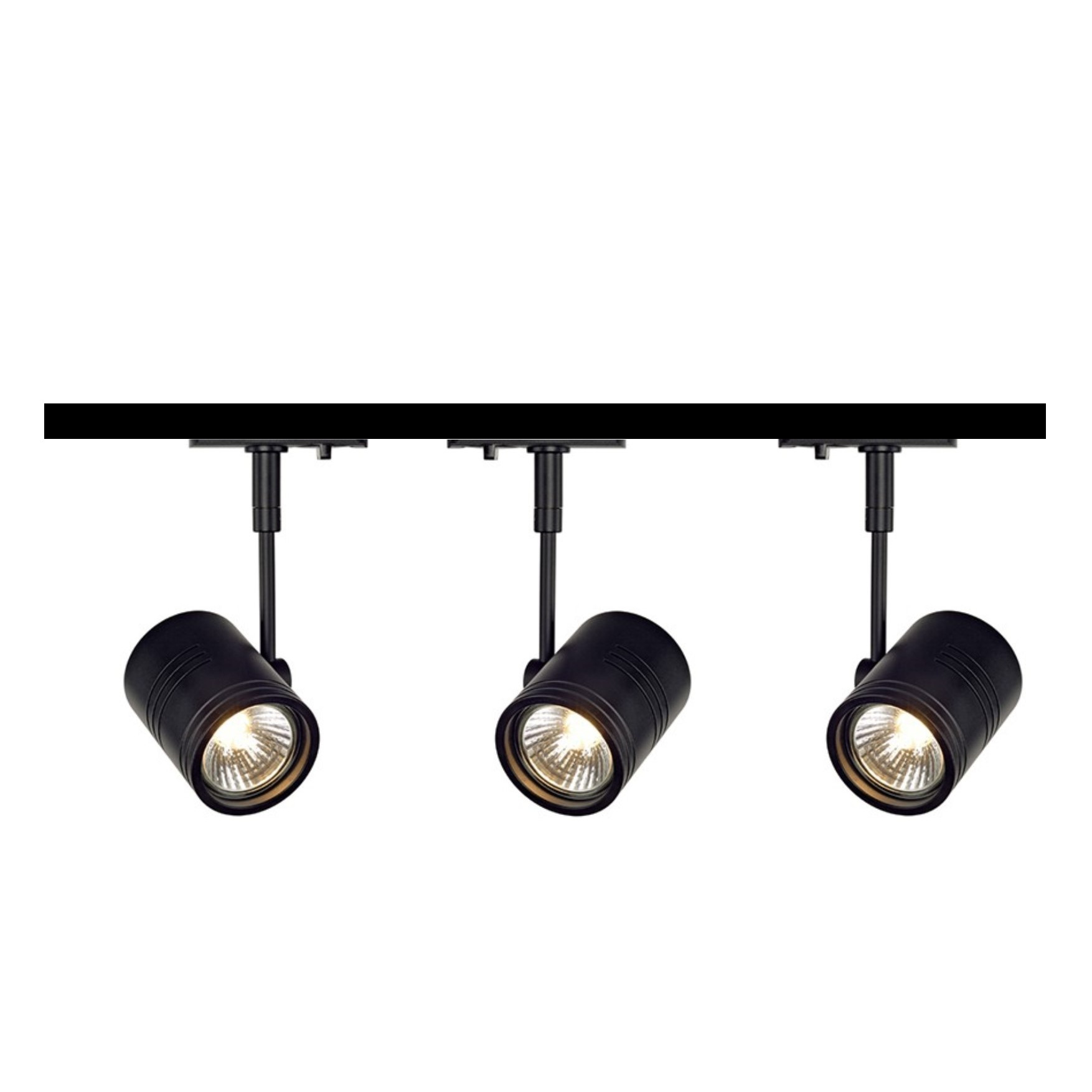 Black Track Lighting Uk: Black Track Lighting Kits