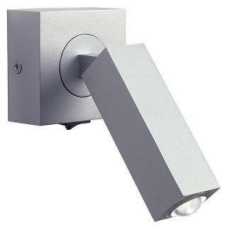 SLV 1000324 White 1x 3W LED Warm White 3000K adjustable