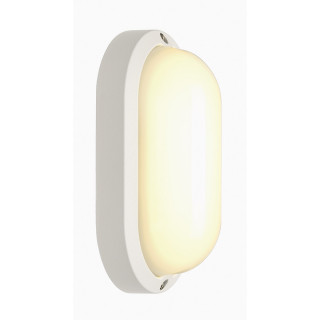 SLV 229941 oval White 22W LED 3000K IP44