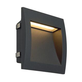 SLV 233615 anthracite SMD LED 3000K IP55