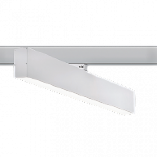 30W LED Track Mounted Linear 3000K White
