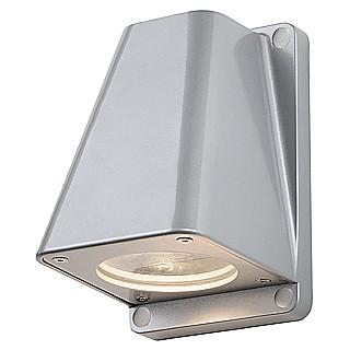 SLV 227194 Wallyx GU10wall luminary Silver