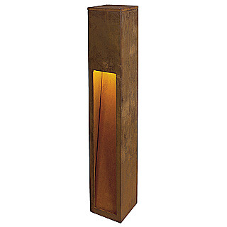 SLV 229411 Rusty Slot 80 surface floor lighting cor-ten cast steel rusted