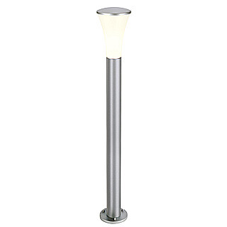 SLV 228922 Alpa Cone 100 floor luminary Silver Grey
