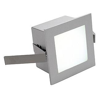 SLV 111260 FRAME BASIC LED Recessed Square Silver Grey