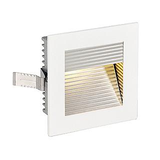 SLV 113292 FRAME CURVE LED Square Matt White LED 3000K
