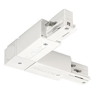 SLV 1001521 EUTRAC Corner Connector inner White
