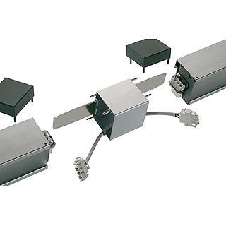 SLV 155051 Q-Line longitudinal connector White