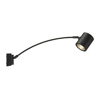 SLV 228535 ENOLA C CURVED display lamp anthracite 9W LED 3000K