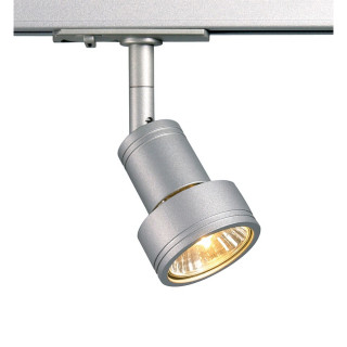 SLV 143392 Puri Spot Light Silver Grey Dimmable, requires GU10 LED