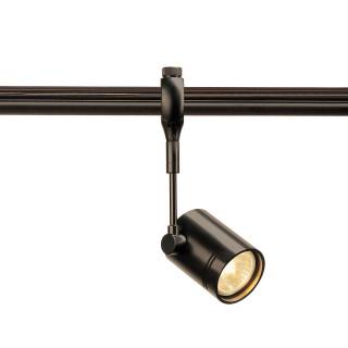 SLV 184450 Bima 1 Black Easytech II, Dimmable, Requires GU10 LED