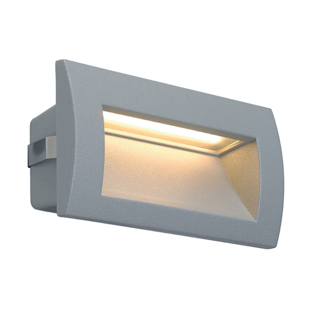 Recessed Lighting Bulb Sticks Out : Slv recessed wall mounting modern lighting