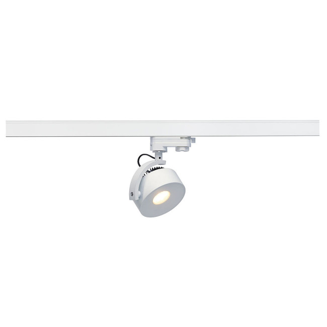 track lighting solutions. SLV 152601 Kalu TRrack LED Disk 12W Dimmable White 3000K Track Lighting Solutions