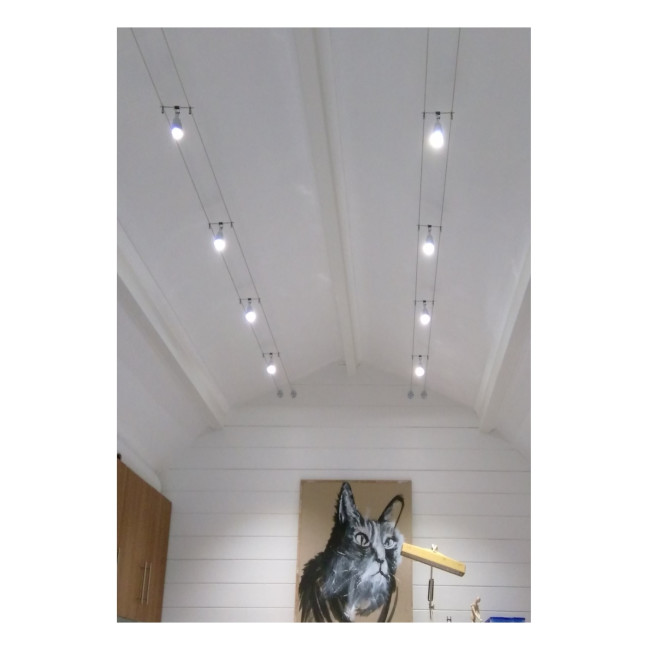 Slv 138997 Suspended Wire Modern Lighting Solutions