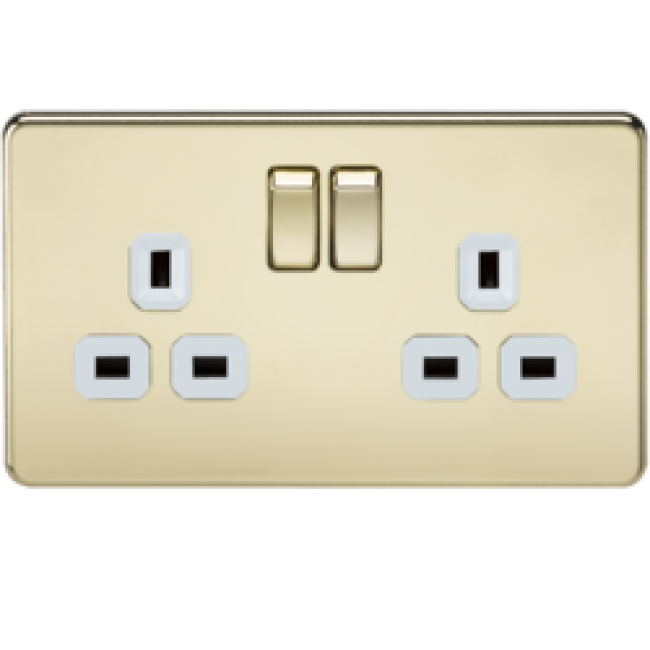 Mls wbp0009fs switches and sockets modern lighting solutions - Modern switches and sockets ...