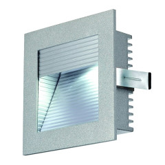 SLV 111290 FRAME CURVE LED Recessed Silver Grey