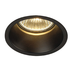 SLV 112910 HORN GU10 Downlight Matt Black