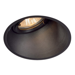 SLV 113150 Horn-A GU10 Steel Matt Black GU10 50W