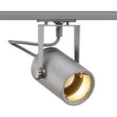 SLV 143814 Euro Spot Light Silver Grey, Dimmable, Requires GU10 LED