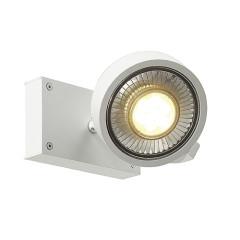 SLV 147301W KALU 1 QPAR ceiling luminaire Matt White ES111