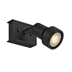 SLV 147360W PURI 1 ceiling luminaire Matt Black 1xGU10