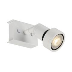 SLV 147361W PURI 1 ceiling luminaire Matt White 1xGU10