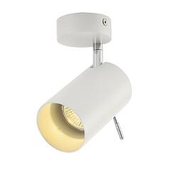 SLV 147411 ASTO TUBE I ceiling luminaire White 1xGU10