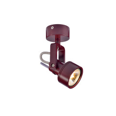 SLV 147556 wine red 50W