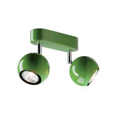 SLV 149075 fern green 2 x GU10 2 x 50W