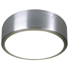 SLV 149276 Alu Brushed 18W SMD LED 3000K