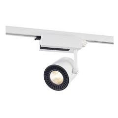 SLV 152621 SUPROS TRACK 3000 Spot White 2100lm 3000K LED 60 degree reflector
