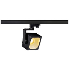 SLV 152740 Black 30 Degree 3000K COB LED CRI90