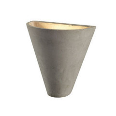 SLV 155751 concrete GU10 25W v-shape
