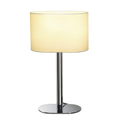 SLV 155841 SOPRANA OVAL table luminaire TL-1 Whitees textile E27