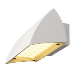 SLV 227051 NOVA LED WALL OUT wall luminaire White 4.2W 3000K IP44