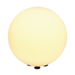SLV 227220 ROTOBALL FLOOR 400 outdoor luminaire White E27
