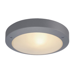 SLV 229072 Bulan ceiling lamp E14 Silver Grey