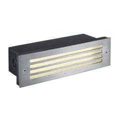 SLV 229110 BRICK MESH LED stainless steel 316