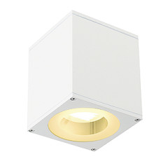SLV 229561 BIG THEO WALL OUT ES111 wall lamp Square White GU10