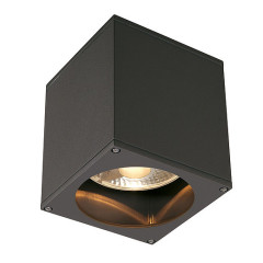 SLV 229555 Square anthracite ES111 75W