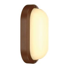 SLV 229937 oval rust 11W LED 3000K IP44