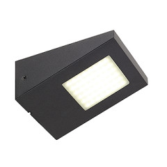 SLV 231315 IPERI WL wall lamp anthracite 48 LED 4000K