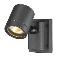 SLV 233105 NEW MYRA WALL luminaire anthracite GU10 IP55